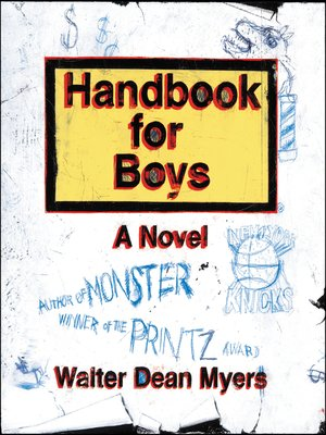 cover image of Handbook for Boys
