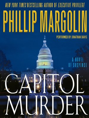 cover image of Capitol Murder