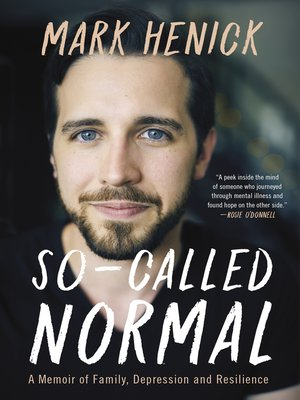 cover image of So-Called Normal