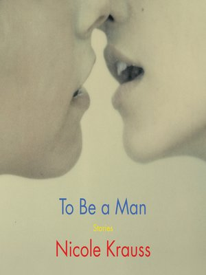 cover image of To Be a Man