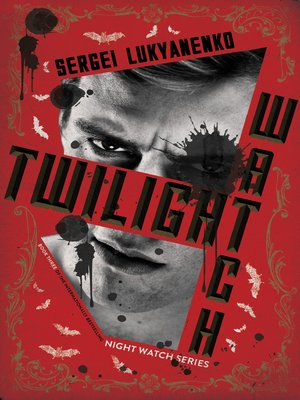 cover image of Twilight Watch
