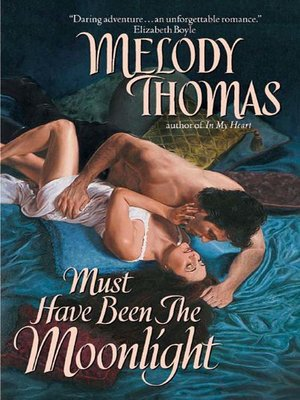 cover image of Must Have Been The Moonlight