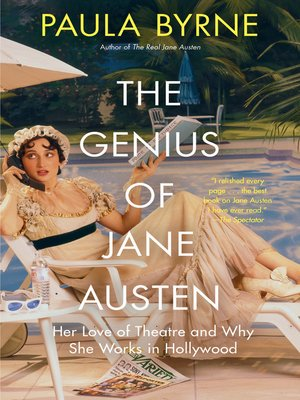 cover image of The Genius of Jane Austen