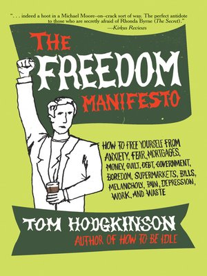 cover image of The Freedom Manifesto
