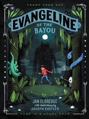 cover image of Evangeline of the Bayou