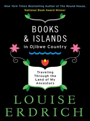 cover image of Books and Islands in Ojibwe Country