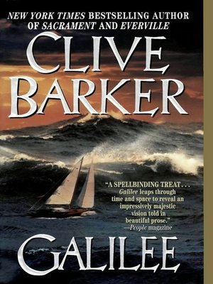 cover image of Galilee