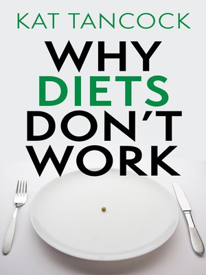 cover image of Why Diets Don't Work