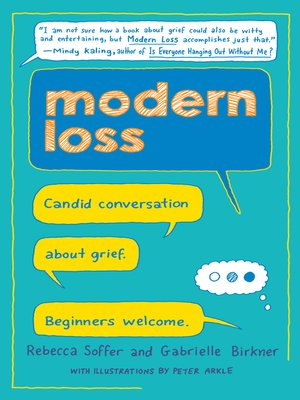 cover image of Modern Loss