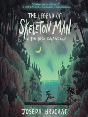 cover image of The Legend of Skeleton Man