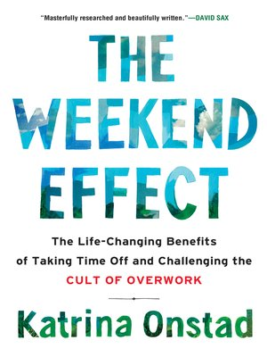 cover image of The Weekend Effect