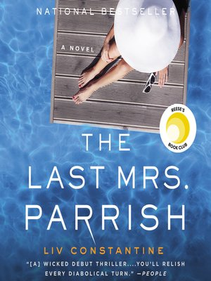cover image of The Last Mrs. Parrish