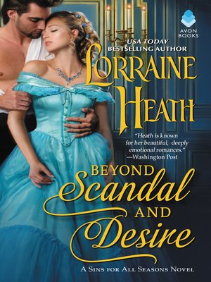 cover image of Beyond Scandal and Desire