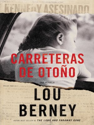cover image of Carreteras de otono