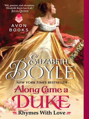 cover image of Along Came a Duke