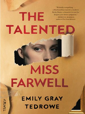 cover image of The Talented Miss Farwell