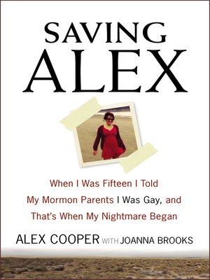 cover image of Saving Alex