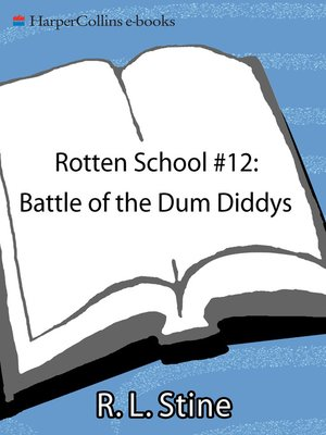 cover image of Battle of the Dum Diddys