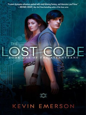 cover image of The Lost Code