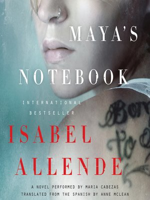 cover image of Maya's Notebook