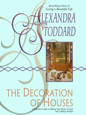 cover image of Decoration of Houses