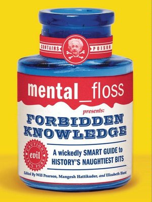 cover image of Mental Floss: Forbidden Knowledge