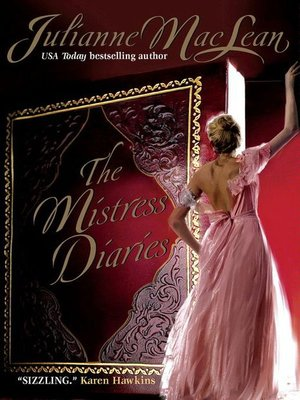 cover image of The Mistress Diaries