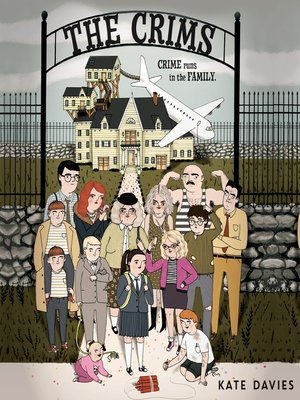 cover image of The Crims