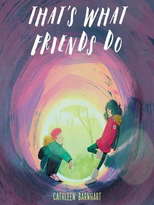 cover image of That's What Friends Do