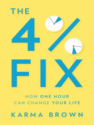 cover image of The 4% Fix