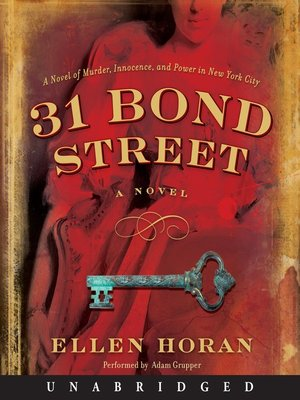 cover image of 31 Bond Street