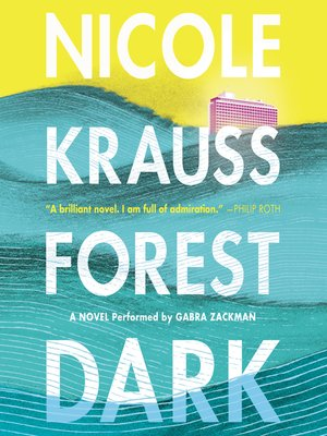cover image of Forest Dark