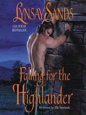 cover image of Falling for the Highlander