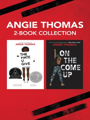 cover image of Angie Thomas 2-Book Collection