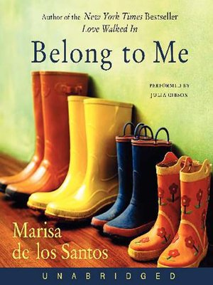 cover image of Belong to Me