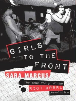 cover image of Girls to the Front