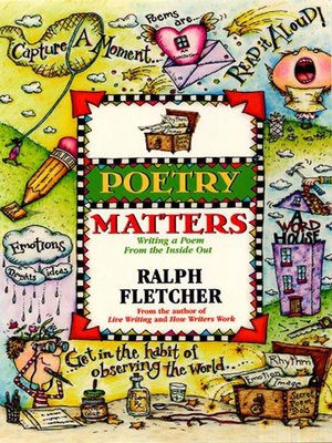 cover image of Poetry Matters