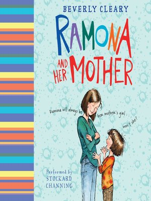 Beverly cleary overdrive rakuten overdrive ebooks audiobooks cover image of ramona and her mother fandeluxe Gallery