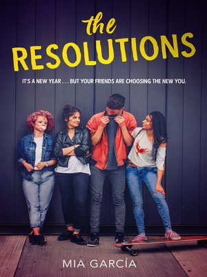 cover image of The Resolutions