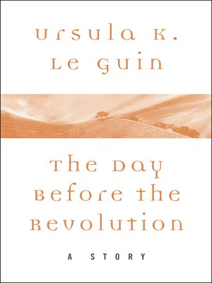 cover image of The Day Before the Revolution