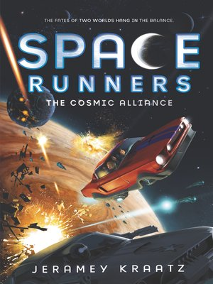 cover image of Space Runners #3