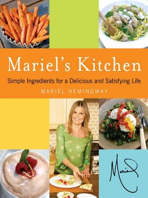 cover image of Mariel's Kitchen