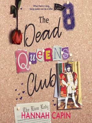 cover image of The Dead Queens Club