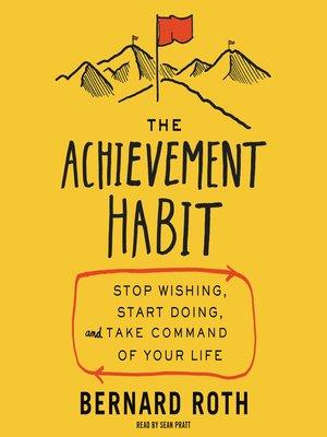 cover image of The Achievement Habit