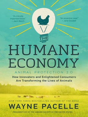 cover image of The Humane Economy