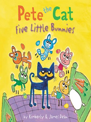 cover image of Five Little Bunnies