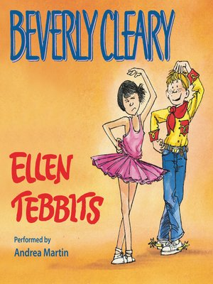 cover image of Ellen Tebbits
