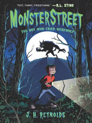cover image of Monsterstreet #1