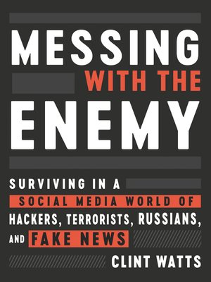 cover image of Messing with the Enemy