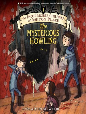 cover image of The Mysterious Howling